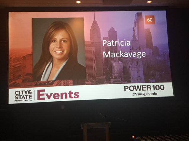 DMGS Harrisburg Executive Director Named in Pennsylvania Power 100List