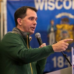 Wisconsin_Scott Walker