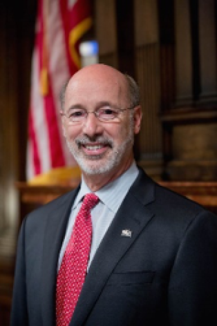 Governor Tom Wolf (D)