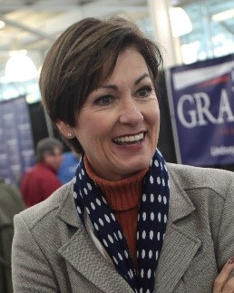 Iowa_Kim Reynolds